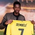 Dembélé, out 4 mois ! - Fc-Barcelone.com