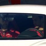 Les joueurs testent des voitures Audi - Fc-Barcelone.com