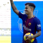 Coutinho, présenté au Camp Nou - Fc-Barcelone.com