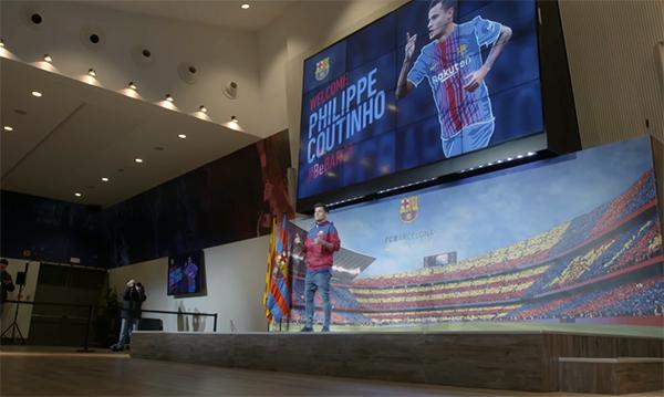 Coutinho vers le Bayern Munich - Fc-Barcelone.com