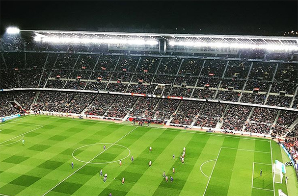 Le Barça, à dix, tenu en échec face à Gérone - Fc-Barcelone.com