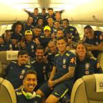 Coutinho et Paulinho sont arrivés en Russie pour la Coupe du Monde - Fc-Barcelone.com