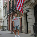Denis Suarez en vacances à New- York - Fc-Barcelone.com