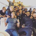 Dembélé et Umtiti sont arrivés en Russie pour le Mondial - Fc-Barcelone.com