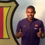 Malcom, nouveau Blaugrana - Fc-Barcelone.com