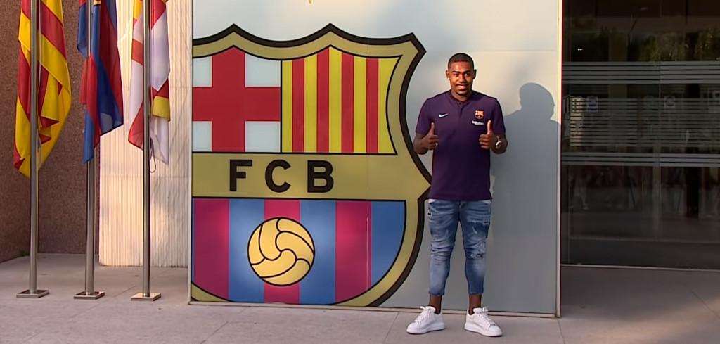 Malcom rejoint le Barça pour 41 millions d'euros - Fc-Barcelone.com