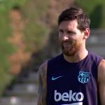 Les joueurs ont repris l'entraînement - Fc-Barcelone.com