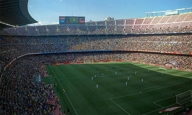 Joli succès du Barça lors du Gamper (3-0) - Fc-Barcelone.com