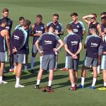 Les sélectionnés pour la Champions League - Fc-Barcelone.com