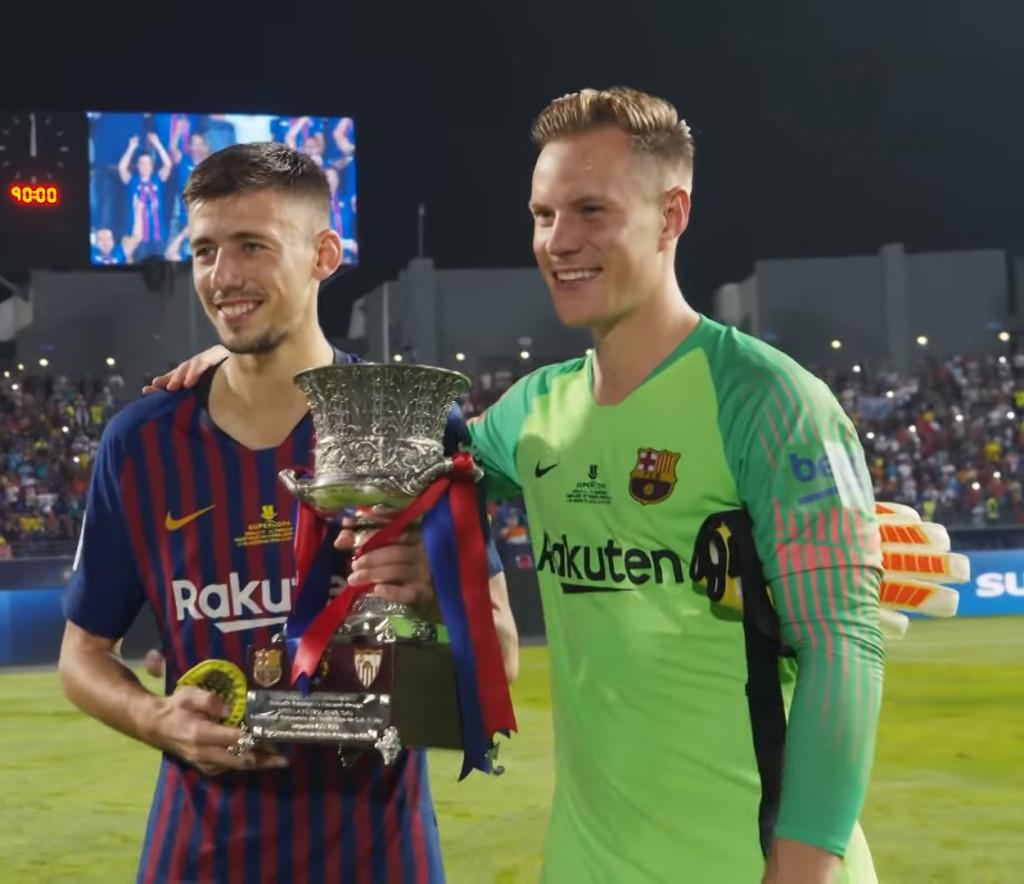 Ter Stegen, décisif en Supercoupe - Fc-Barcelone.com