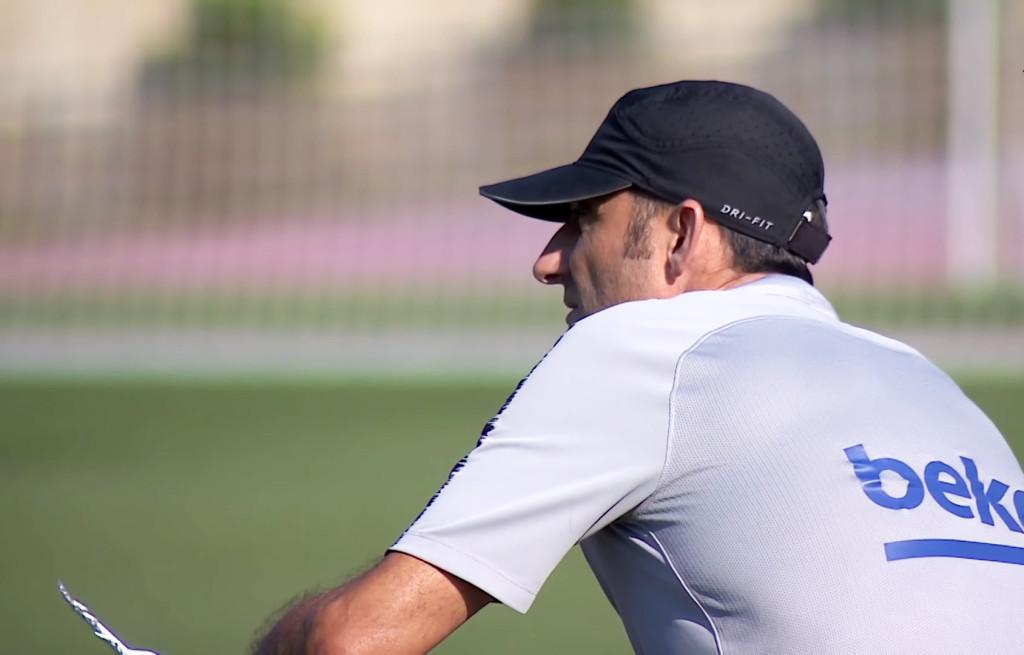 Clasico : Les changements clés de Valverde - Fc-Barcelone.com