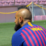 Vidal veut plus de temps de jeu - Fc-Barcelone.com