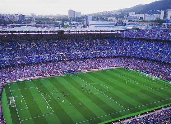 Le Barça ouvre la Champions League avec succès (4-0) - Fc-Barcelone.com
