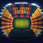 La mosaïque du Clasico - Fc-Barcelone.com