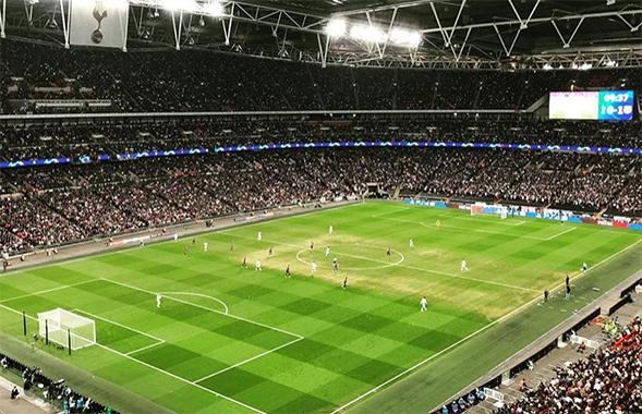 Le Barça fait tomber Tottenham à Wembley (2-4) - Fc-Barcelone.com