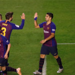 Suarez, double buteur, permet au Barça d'arracher la victoire (2-3) - Fc-Barcelone.com