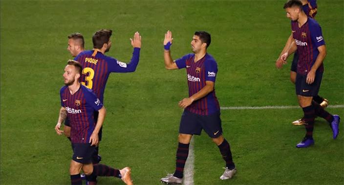 Luis Suarez sera de retour ! - Fc-Barcelone.com