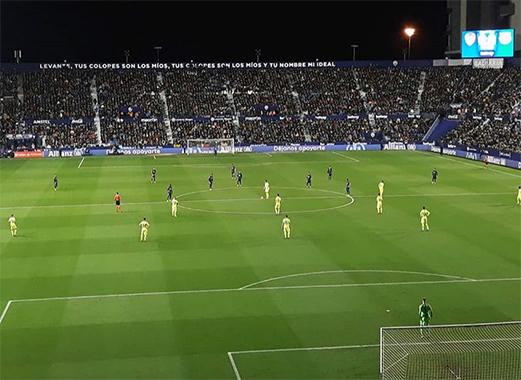 Le Barça se balade à Levante (0-5) - Fc-Barcelone.com