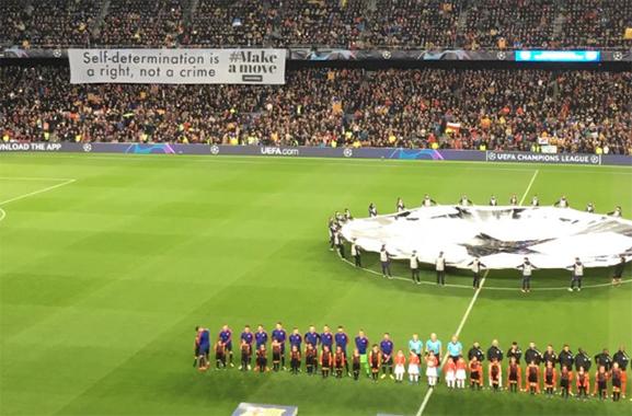 Le Barça efface Lyon et passe en quarts ! - Fc-Barcelone.com