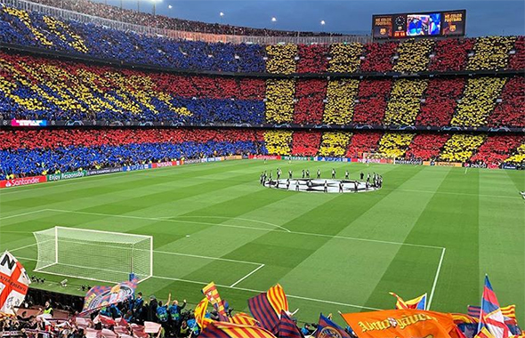 Le Barça balaye Liverpool au Camp Nou (3-0) - Fc-Barcelone.com