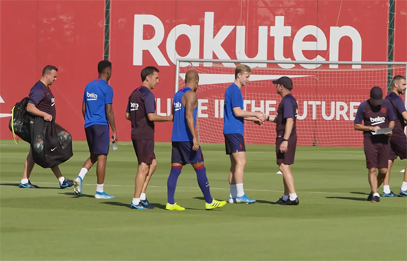 Le Barça ouvre la Liga ce vendredi - Fc-Barcelone.com