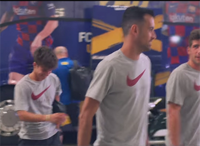 Le film du Tour US - Fc-Barcelone.com