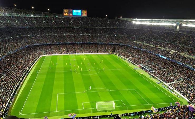 Le Barça, qualifié et premier de son groupe ! (3-1) - Fc-Barcelone.com