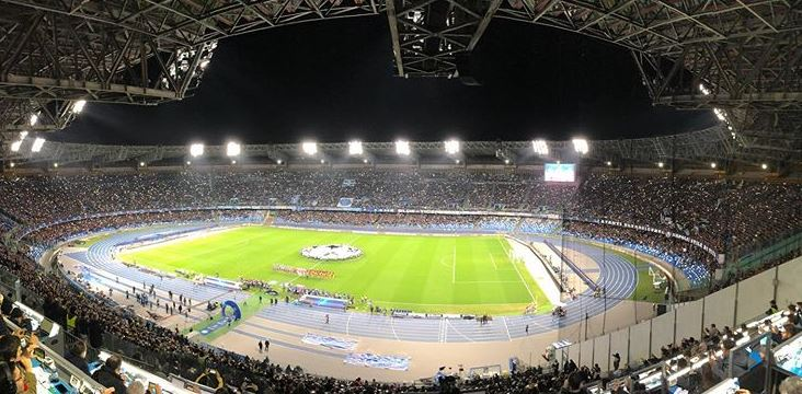 Naples et Barcelone dos à dos (1-1) - Fc-Barcelone.com