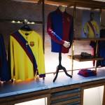 Maillot vintage à la boutique - Fc-Barcelone.com