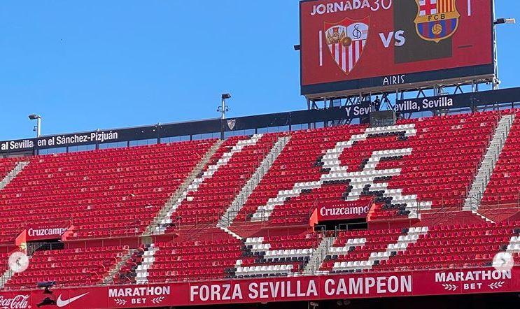Le Barça perd deux points précieux à Séville (0-0) - Fc-Barcelone.com